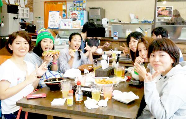 石垣牛ハンバーガー カルビ&ロース丼 八重山そば つくねドック