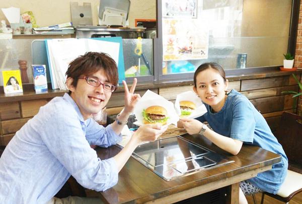 石垣牛ハンバーガー