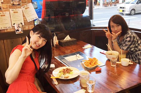 タコライス ポテト カルビ丼