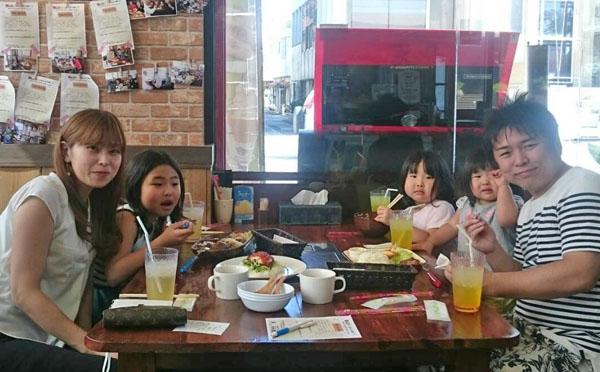 タコライス カレー カルビロース丼 ハンバーガー