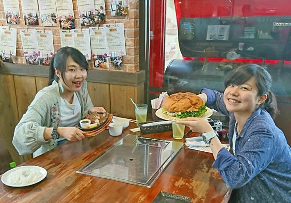 石垣牛ステーキ&BIGバーガー